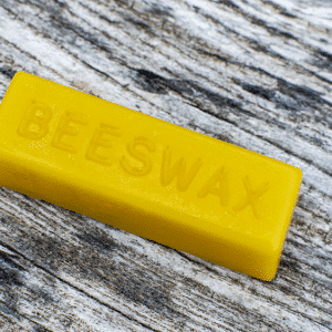 image of beeswax bar