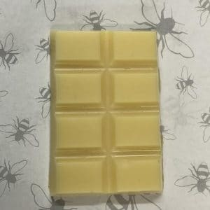 image of beeswax melts