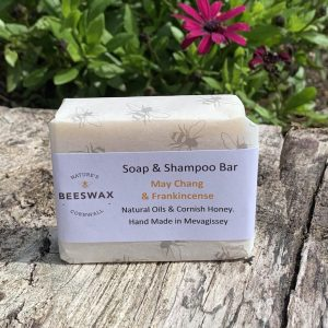 image of soap shampoo bar may chang